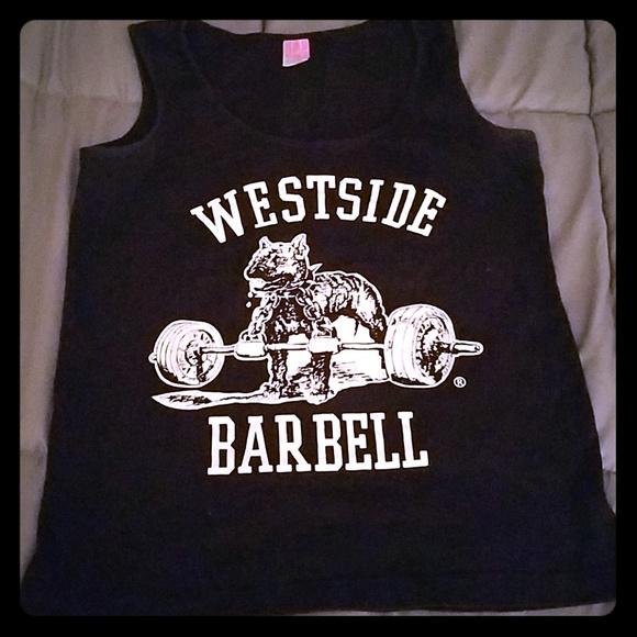 Westside Barbell Weightlifting Powerlifting Tank